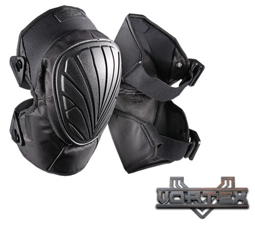 Damascus Gear Vortex Gel-Core Hybrid Knee Pad