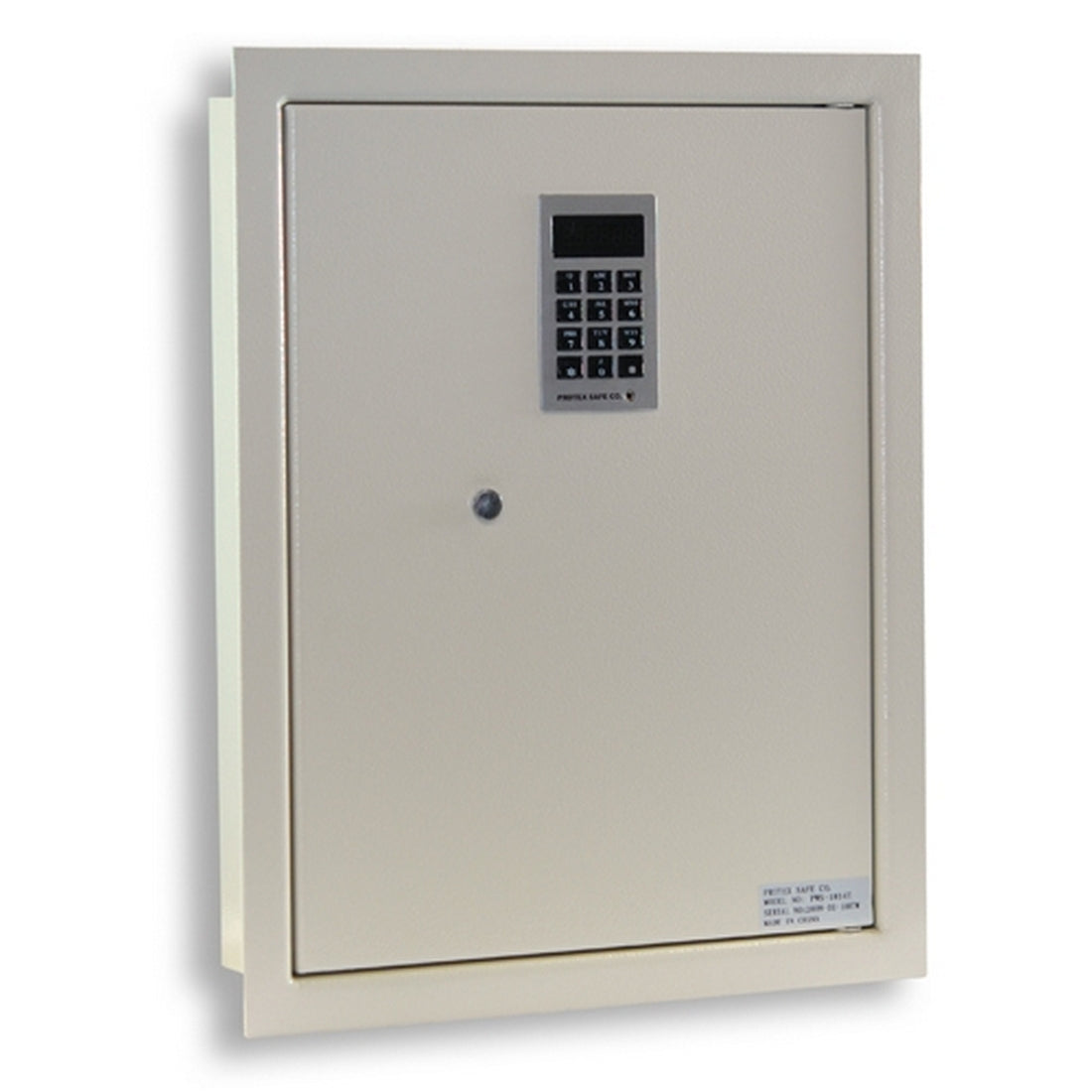 Protex Safe PWS-1814E Electronic Wall Safe