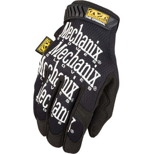 Mechanix Wear MG-05-005 Black The Original Work Gloves - 3X-Small