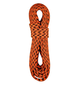 Bluewater 10.5MM Gymline LE Static Orange/Black Ropes