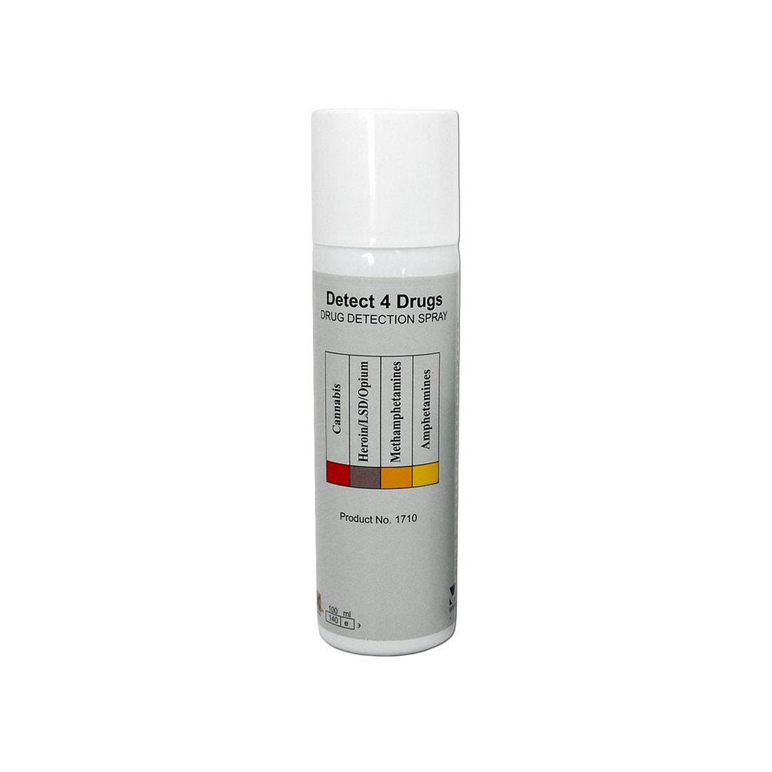 Mistral MIS-01710 D4D (Regular) Drug Detection Aerosol