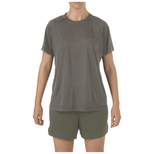 5.11 Tactical 31006 Women Utility Pt Shirt TDU Green
