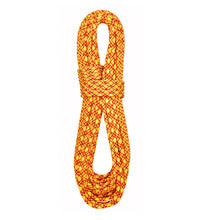 Bluewater 7.7MM Ice Floss Dynamic Twin Yellow Ropes