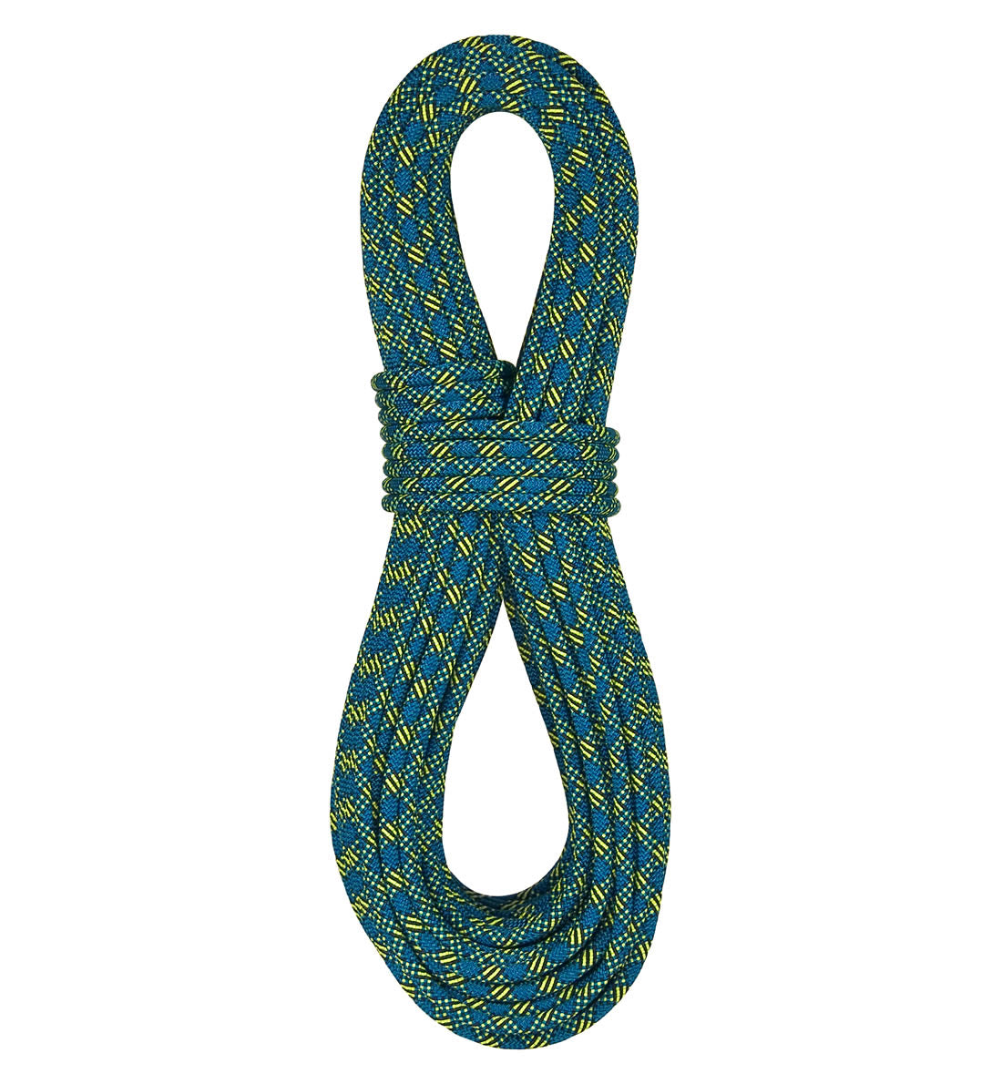 Bluewater 8.4MM Excellence Dynamic Half Blue Ropes