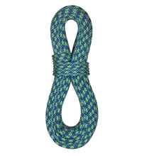 Bluewater 9.1MM Icon Dynamic Single Blue/Green Ropes