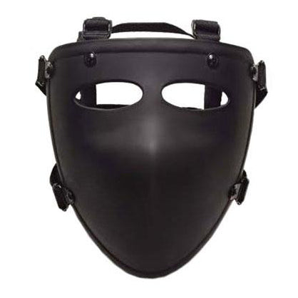 SecPro NIJ Level IIIA Ballistic Half Face Mask