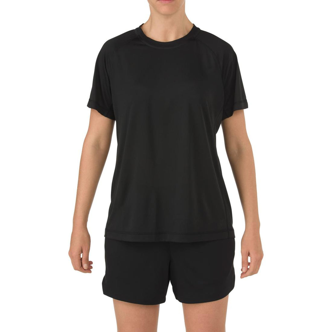 5.11 Tactical 31006 Women Utility Pt Shirt Black