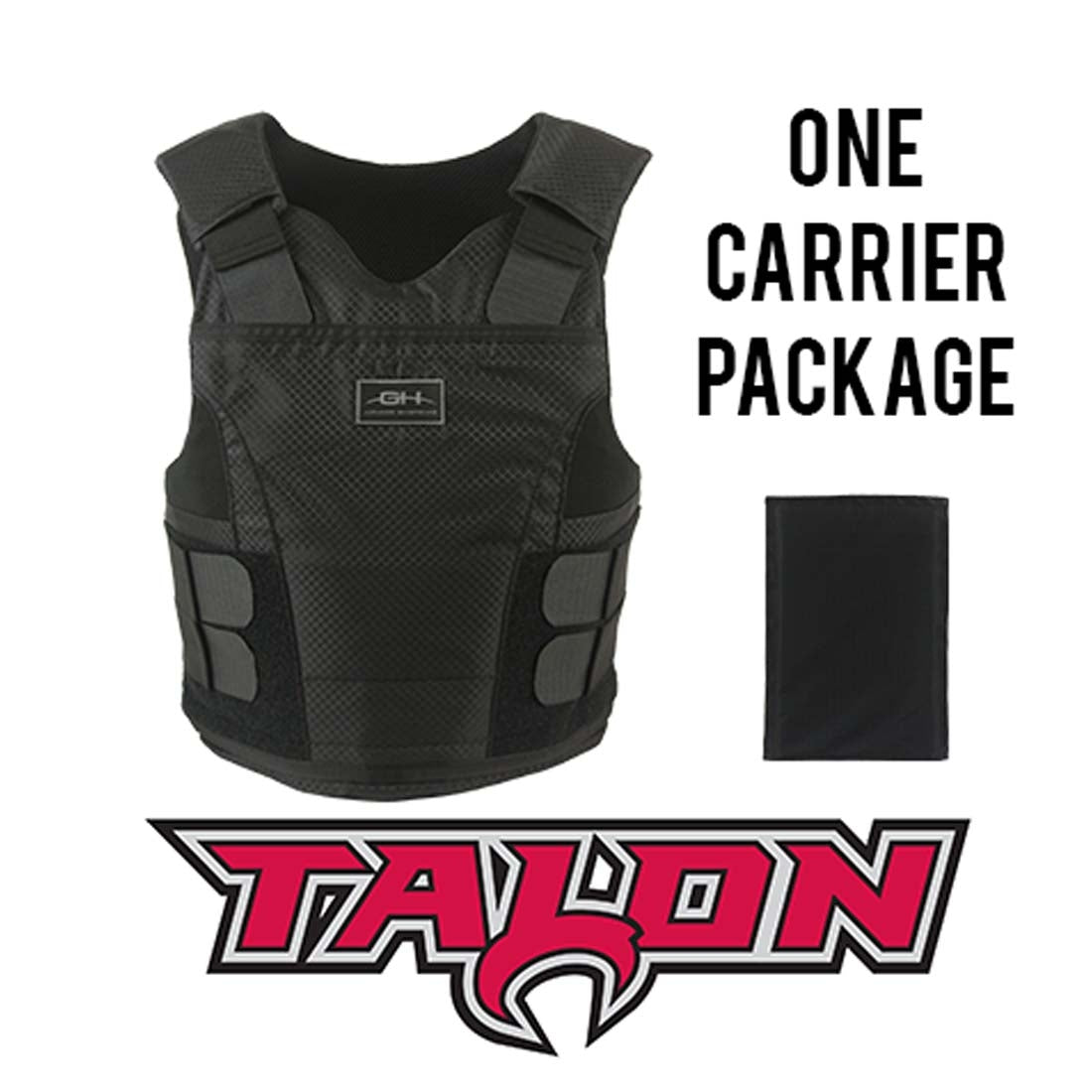 Concealable Body Armor - Talon 3