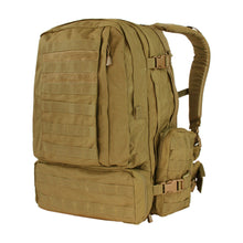 Condor 125 3 Day Assault Pack - Coyote Brown
