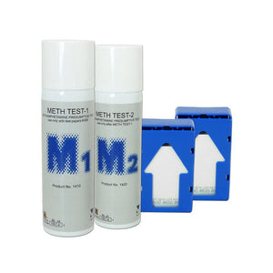 Mistral 01016 Mini Enhanced Drug Identification And Narcotic Residue Detection Kit