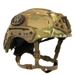 military operators helmet