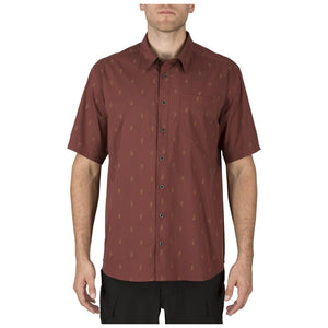 5.11 Tactical 71357 Men Five-o Covert Shirt Spartan