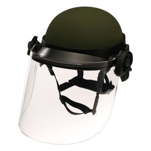 Paulson DK5-X.250AF Military Police Riot Face Shields
