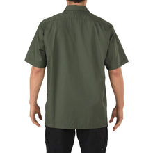 5.11 Tactical 71339 Men Taclite TDU Short Sleeve Shirt TDU Green