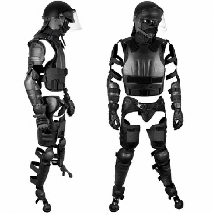 SecPro Complete Hybrid Riot Suit