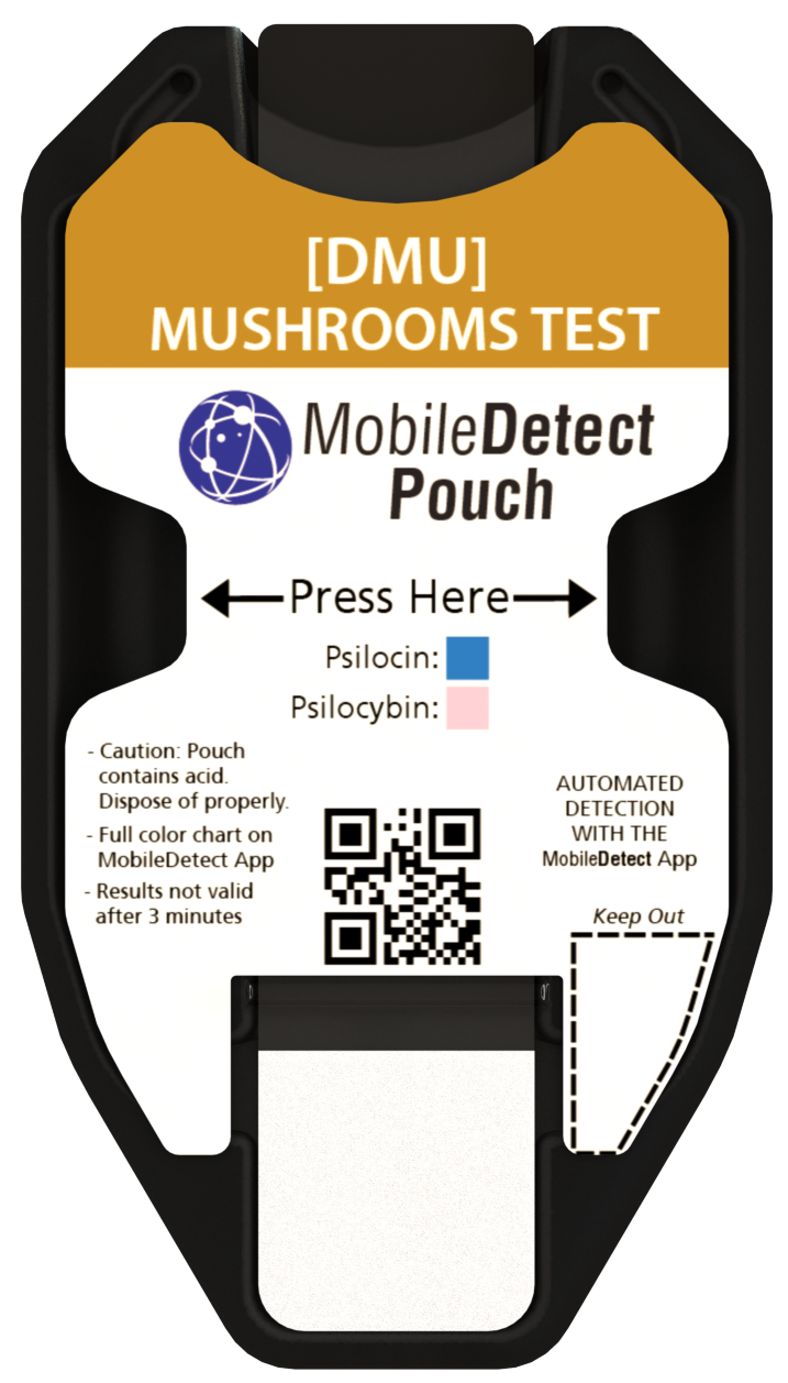 DetectaChem Mushrooms Test