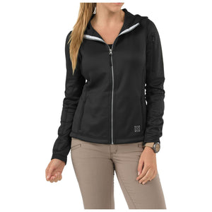 5.11 Tactical 62003 Women's Horizon Hoodie Black