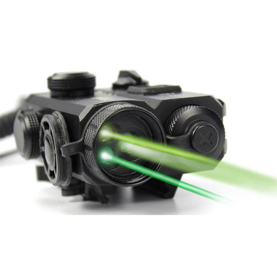Triad Multi-Beam Weapon Laser, 50mW IR Laser