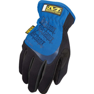 Mechanix Wear MFF-03-008 Blue FastFit Work Gloves - Small