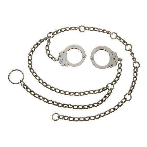 7002 Waist Chain with Handcuffs