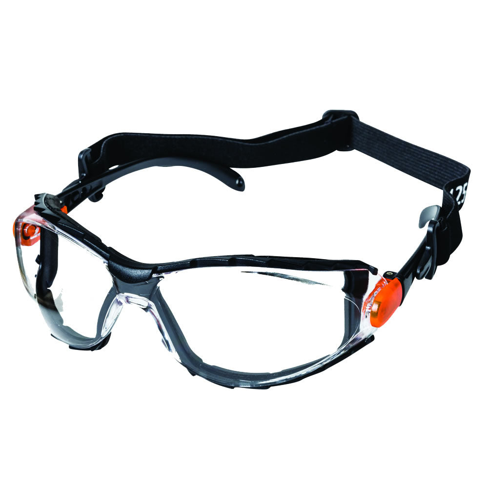 XPS502 Sealed Safety Glasses - Premium Sealed Glasses