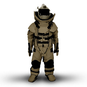 Bomb Suit - Coyote Brown
