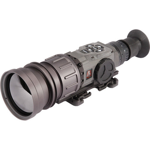 ATN TIWSMT645B Thor Thermal Rifle Scope 640, 5-40x Magnification, 640x512, 100mm, 30Hz, 17 micron