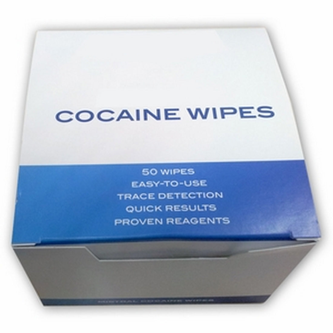 Mistral 80105 Cocaine Swipes Kit