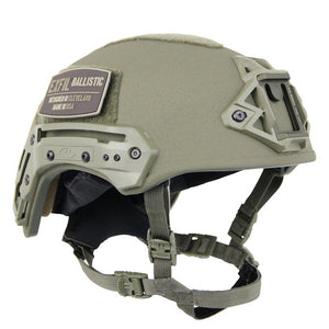 Team Wendy EXFIL Ballistic Helmet - Foliage Green