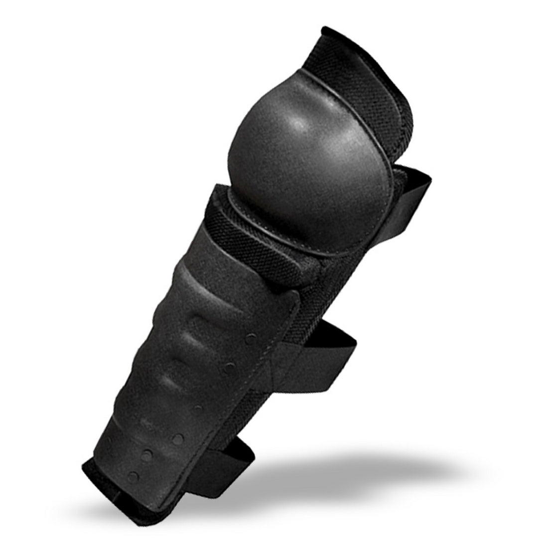 SecPro Riot Shin Guards With Non-Slip Knee Protector
