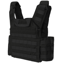 hellback Tactical Banshee Rifle Plate Carrier- Black - Rear