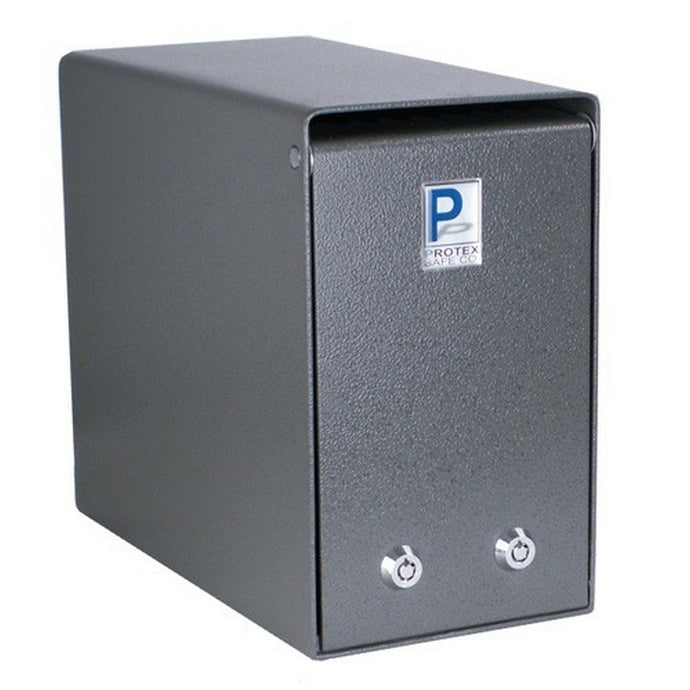 Protex Safe SDB-106 Under The Counter Drop Box With Dual Lock