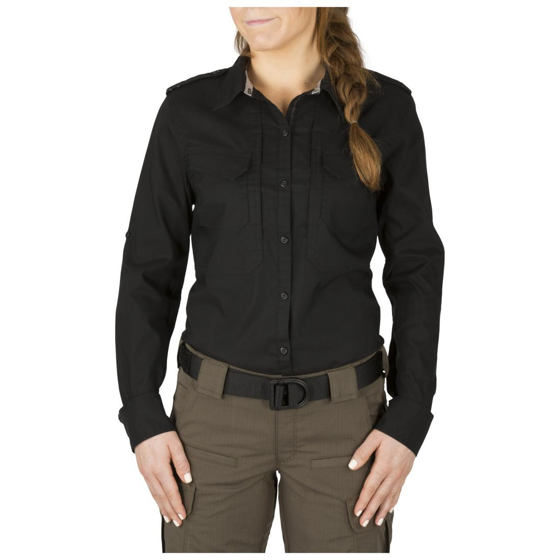 5.11 Tactical 62377 Women's Spitfire Shooting Shirt