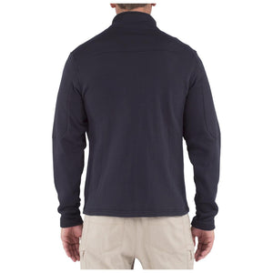 5.11 Tactical 46127 Men Fr Polartec Fleece Jacket Dark Navy