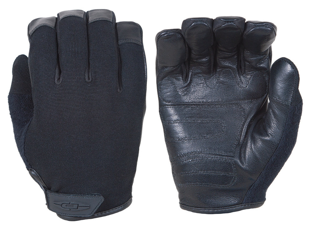 Damascus Gear V-Force - Ultimate Puncture Resistant Gloves w/ double KoreFlex Micro-Armor finger tip protection