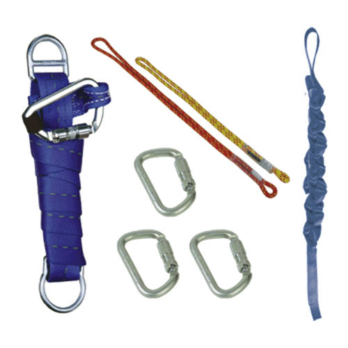 rope rescue belay Kit