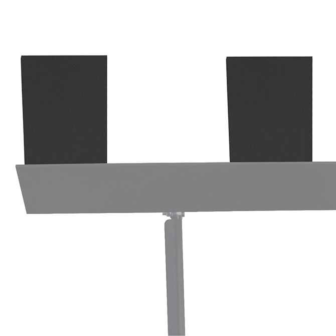 Rectangle - Plate Rack Target Head