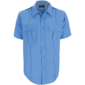 Tact Squad Men's Polyester Short Sleeve Uniform Shirt - 8012