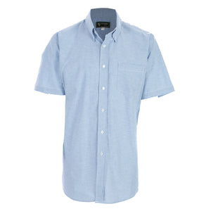 Tact Squad Men's Short Sleeve Oxford Shirt - 8015 - Security Pro USA