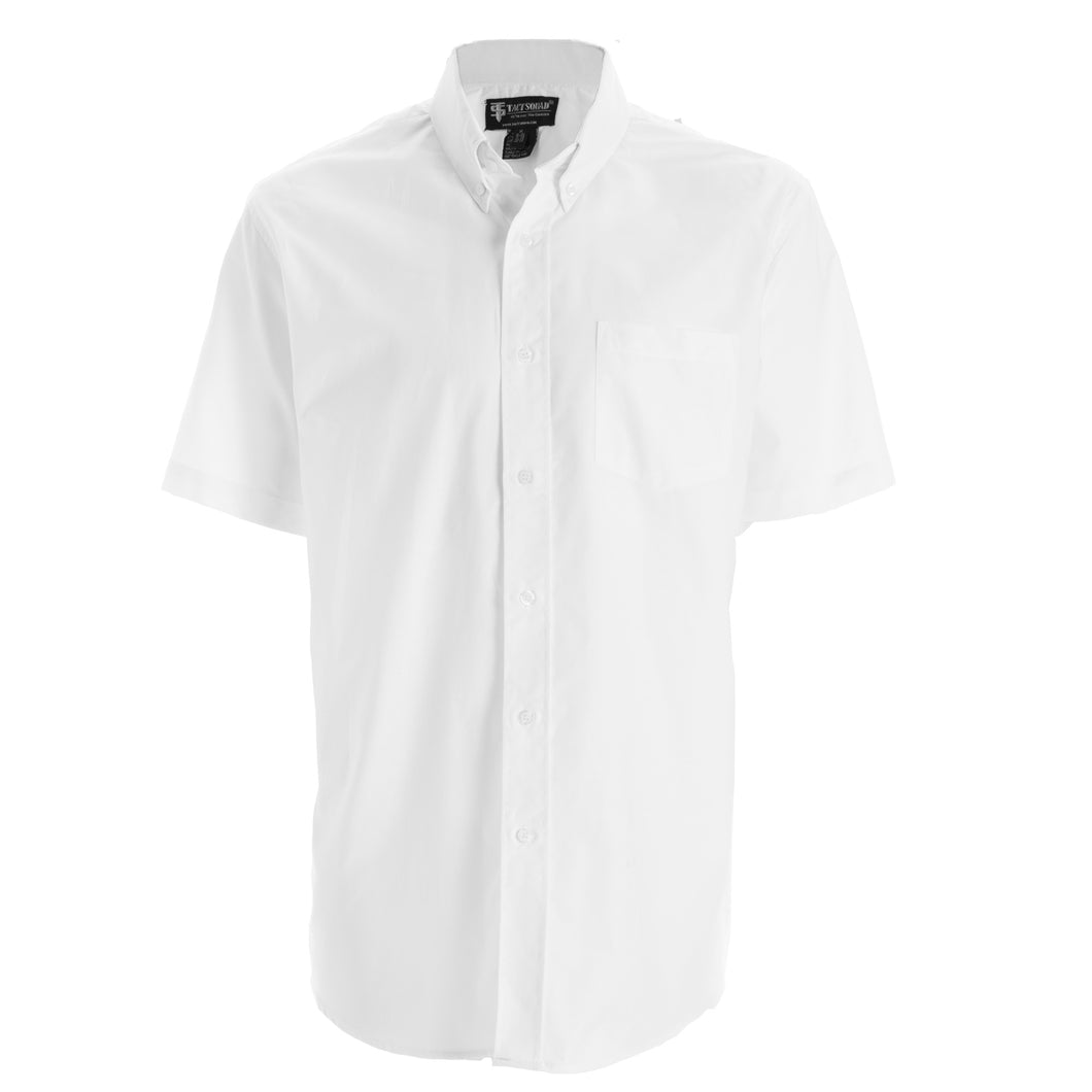 Tact Squad Men's Short Sleeve Oxford Shirt - 8015