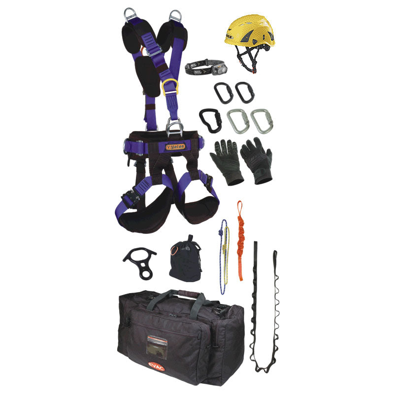 Rescuer Personal Equipment Kits