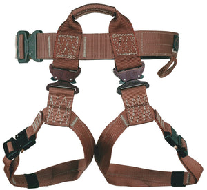 Yates 319CPJ Special Forces Rappel Belt with Cobra Buckle Waist and Legs