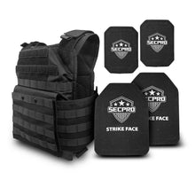 Plate Carrier with Plates