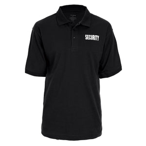 Tact Squad Men's Security Polo Shirt - 8502