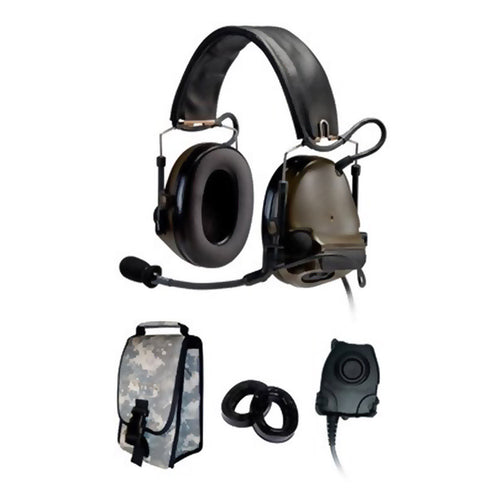 3M Peltor ComTac III ACH Headset Kit | Security Pro USA