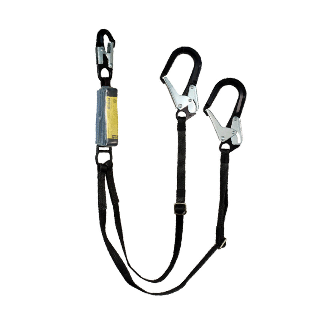 YATES Stage Rigging Fall Adjustable Lanyards -Twin Teg