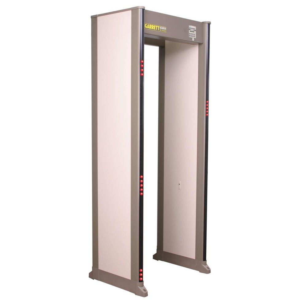 Garrett PD 6500i Walk Through Metal Detector - Beige