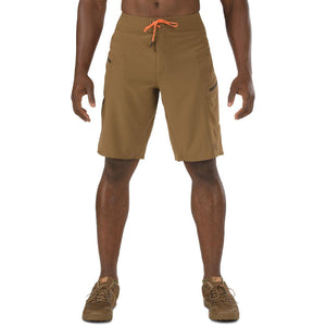 5.11 Tactical 43059 Men Recon Vandal Shorts Battle Brown - 28