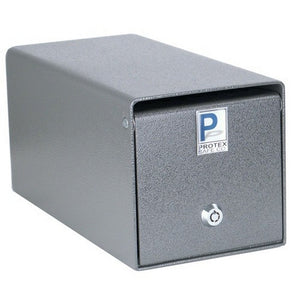 Protex Safe SDB-101 Under The Counter Drop Box With Tubular Lock