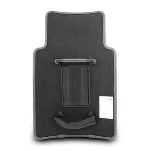 Tactical Entry Shields | SecPro Hero Ballistic Shield - Rear